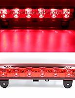 cheap -led 3rd brake light high mount brake light third brake light for 2000-2006 chevrolet suburban 1500/2500, chevrolet tahoe, gmc yukon, gmc yukon xl 1500/2500 (chrome housing red len)