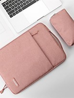 cheap -2pcs Laptop Notebook Case Tablet Sleeve Cover Bag 14 15for MacbookProAir2020 Retina Xiaomi Huawei HP Dell