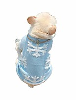 cheap -dog coat pet clothes dog clothes christmas dog sweater knit apparel french bulldog clothes poodle schnauzer corgi pug clothing winter pet coat outfit costumes pet christmas new year gifts