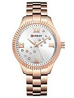 cheap -original women's girls sports waterproof stainless steel quartz wrist watch