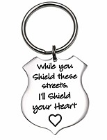 cheap -when you shield these streets i will shield your heart keychain (shield your heart) …