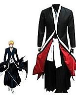 cheap -harry shops bleach ichigo bankai costume set-xx-large