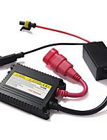 cheap -1Pcs 12V 55W Universal Digital Xenon DC HID Ballast Replacement Conversion Kit Xenon Ballast Ignition Blocks Black Color