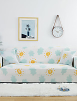 cheap -Sunny Day 1-Piece Sofa Cover Couch Cover Furniture Protector Soft Stretch Slipcover Spandex Jacquard Fabric Super Fit for 1~4 Cushion Couch and L Shape Sofa,Easy to Install(1 Free Cushion Cover)