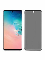 cheap -privacy screen protector compatible with samsung galaxy s20/plus/ultra, anti spy tempered glass screen protector anti-see film anti scratch bubble free screen coverage (for s20 plus 6.7 inch)