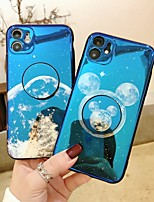 cheap -Case For Apple iPhone 12 / iPhone 11 / iPhone XR Shockproof Back Cover Scenery TPU