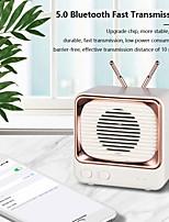 cheap -DW02 retro bluetooth speaker portable creative gift cell phone wireless mini stereo