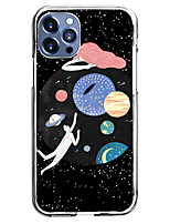 cheap -Funny Case For Apple iPhone 12 iPhone 11 iPhone 12 Pro Max Unique Design Protective Case with Screen Protector Shockproof Back Cover TPU
