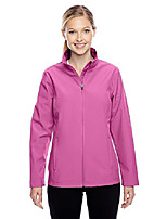 cheap -team 365 ladies leader soft shell jacket, sport chrty pink, xx-large