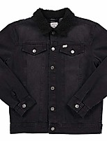 cheap -brint ii (black) denim jacket-large