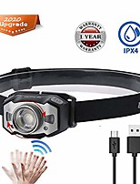 cheap -camping tools,camping essentials for camper,rechargeable headlamp,head lamps outdoor,hiking gear essentials for women,head light camping lights, camping essentials,flashlights for camping(b33))