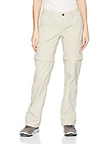 cheap -women's discovery zip n' go pants, sandstone, size 4