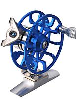 cheap -Fishing Reel Fly Reel / Ice Fishing Reels 1:0.1 Gear Ratio Ball Bearings Fly Fishing / Ice Fishing / Bass Fishing / Right-handed