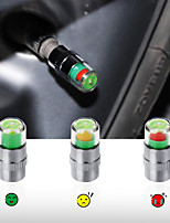 cheap -2.0 Bar/ 2.2Bar/ 2.4Bar 36PSI Car Auto Tire Pressure Monitor Valve Stem Caps Sensor Indicator Eye Alert Diagnostic Tools Kit4.8