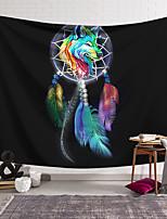 cheap -Mandala Bohemian Wall Tapestry Art Decor Blanket Curtain Hanging Home Bedroom Living Room Decoration Boho Hippie Polyester Dream Catcher