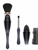 cheap -makeup brush cheeks facial makeup cosmetic brush preminum travel makeup brush set rouge brush foundation sponge blender eye brush
