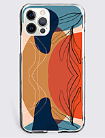 cheap -Abstract Case For Apple iPhone 12 iPhone 11 iPhone 12 Pro Max Unique Design Protective Case Shockproof Back Cover TPU