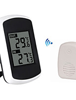 cheap -Ambient Weather TS-FT004-B Wireless Thermometer with Indoor and Outdoor Temperature