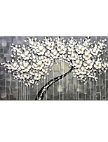 cheap -100% Hand-Painted Contemporary Art Oil Painting On Canvas Modern Paintings Home Interior Decor Abstract 3D Flower Art Painting Large Canvas Art(Rolled Canvas without Frame)