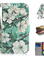cheap -Case For Samsung Galaxy S20 Plus / S20 Ultra / S20 Shockproof Full Body Cases Cartoon / Flower PU Leather / TPU
