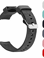 cheap -bands compatible with fossil gen 4 venture hr smart watch band 18mm silicone quick release colorful watch silicone band straps for fossil q venture gen 4 and gen 3 smartwatch (grey)