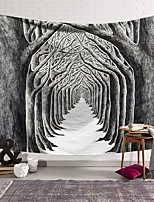 cheap -wall tapestry art decor blanket curtain hanging home bedroom living room decoration polyester tree passage
