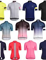 cheap -men cycling jersey short sleeve gradient series