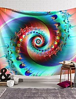 cheap -wall tapestry art decor blanket curtain hanging home bedroom living room decoration polyester colorful magic