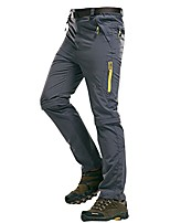 cheap -mens outdoor climbing windproof hiking mountain travelling pants/shorts size xl grey