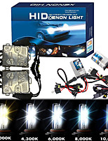 cheap -otolampara car hid xenon headlamps h1 / 9005(hb3) / h8 light bulbs 5500 lm 55 w for universal all models all years