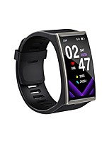 cheap -DM12 Unisex Smartwatch Bluetooth Heart Rate Monitor Blood Pressure Measurement Calories Burned Health Care Camera Control Stopwatch Pedometer Call Reminder Activity Tracker Sleep Tracker