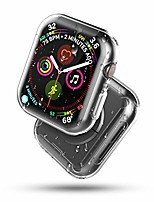 cheap -case for apple watch 38mm series 3/ series 2 screen protector, (fully protect) (ultra-thin) iwatch case tpu hd clear cover for series 3 apple watch (2-pack)