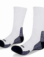 cheap -men's performance cotton cushion crew athletic socks for outdoor sports hiking backpacking workout