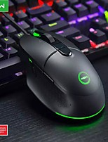 cheap -xiaomi 700g wired usb laser gaming mouse 50-7200 dpi 6 pcs keys