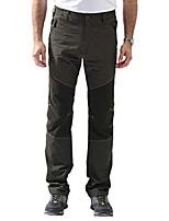 cheap -men's quick dry pants zipper pockets(army green,34x32)