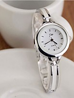 cheap -Women's Quartz Watches Quartz Stylish Fashion Creative Analog Gold Silver / One Year