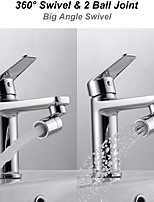 cheap -faucet accessory faucet double ball universal splash head aerator spout kitchen basin filter water saver spout