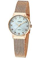 cheap -women watches luminous waterproof calendar ladies stainless steel wrist watches for women