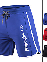 "cheap -Men's Hiking Shorts Summer Outdoor 10"" Breathable Quick Dry Ultra Light (UL) Stretchy Elastane Shorts Black Red Blue Hunting Fishing Climbing M L XL XXL XXXL"