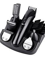 cheap -6-in-1 multifunctional oil-head hair clipper rechargeable electric hair clipper t-knife hair salon scissors