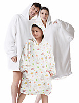 cheap -oversized sherpa wearable rabbit blanket hoodie with pocket for unisex kids cosplay one size fits all