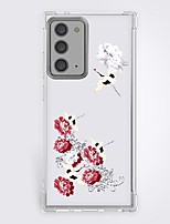 cheap -Novelty Fashion Case For Samsung Galaxy S21 20 Plus S20 Ultra Note 20 10 S20 FE Design Protective Case Shockproof Back Cover TPU