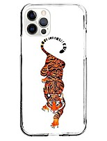 cheap -Painting Retro Case For Apple iPhone 12 iPhone 11 iPhone 12 Pro Max Unique Design Protective Case Shockproof Back Cover TPU