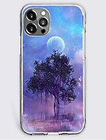 cheap -Tree Fashion Case For Apple iPhone 12 iPhone 11 iPhone 12 Pro Max Unique Design Protective Case Shockproof Back Cover TPU