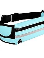 cheap -adjustable running belt-fanny pack waterproof lightweight best fitness gear for hands free workout reflective waist pack for runners