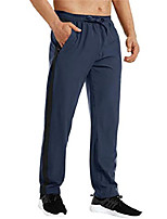 cheap -hiking pants mens lightweight running pants athletic fitness pants for men quick dry summer pants navy