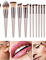 cheap -foundation makeup brushes set professional,brush set, concealer eye shadow brush makeup gift, professional blusher powder foundation eyeshadow tools (size : 14pcs)