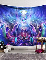 cheap -wall tapestry art decor blanket curtain hanging home bedroom living room decoration magic portrait polyester