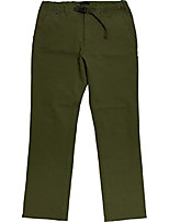 cheap -stretch hiking pants sports outdoor camping trekking trousers mens (green, 35w x 32l)