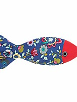 cheap -cat pillow with catnip teeth clean colorful fish toys
